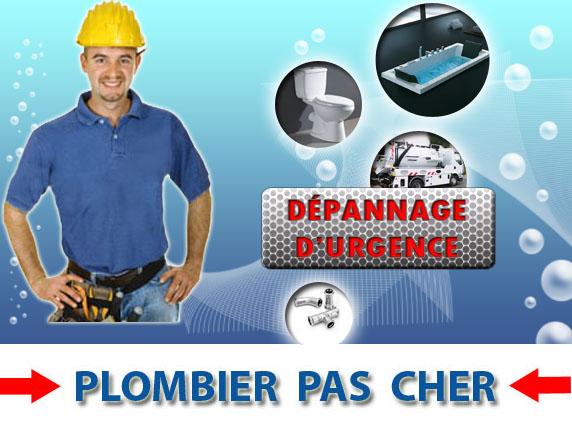 Degorgement Paris 75008